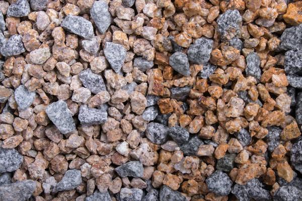 Edelsplitt   Bibione   Körnung 8-16 mm