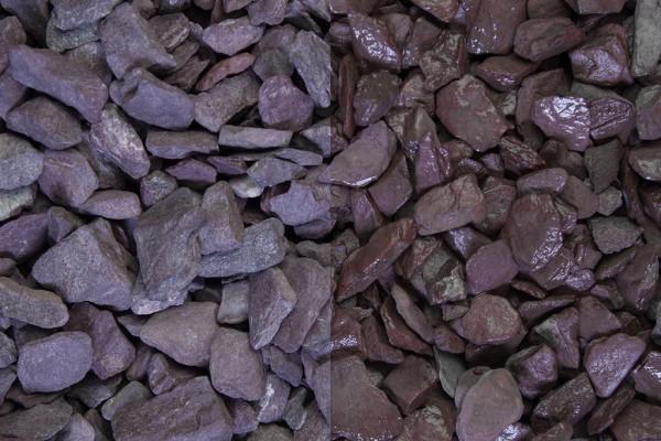 Edelsplitt | Bourdeaux Splitt | Körnung 9-14 mm