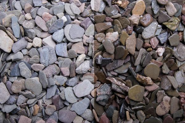 Zierkies | Flachkorn | Körnung 8-16 mm