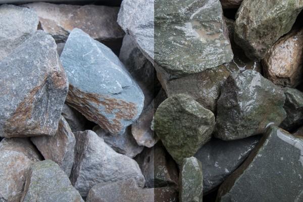 Steinschlag | Grauwacke Stein | Körnung 32-56 mm