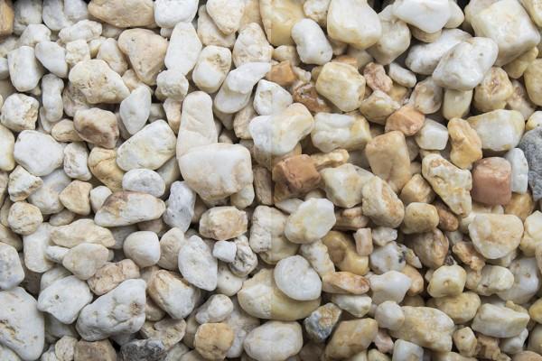 Zierkies | Safari Kies-Splitt | Körnung 8-16 mm